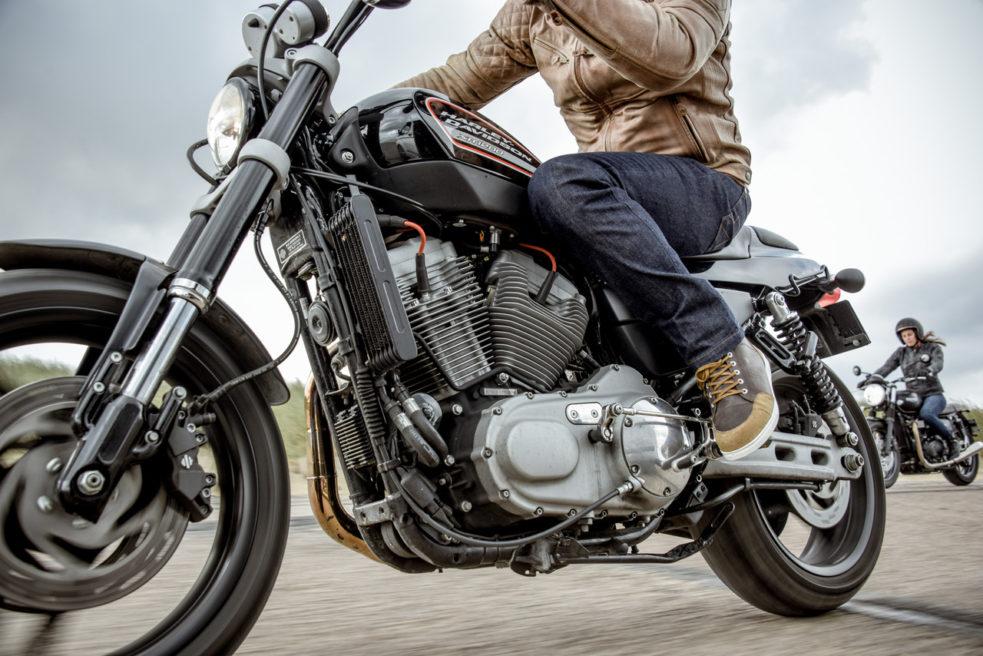 #### The biker spirit, vintage spirit ####