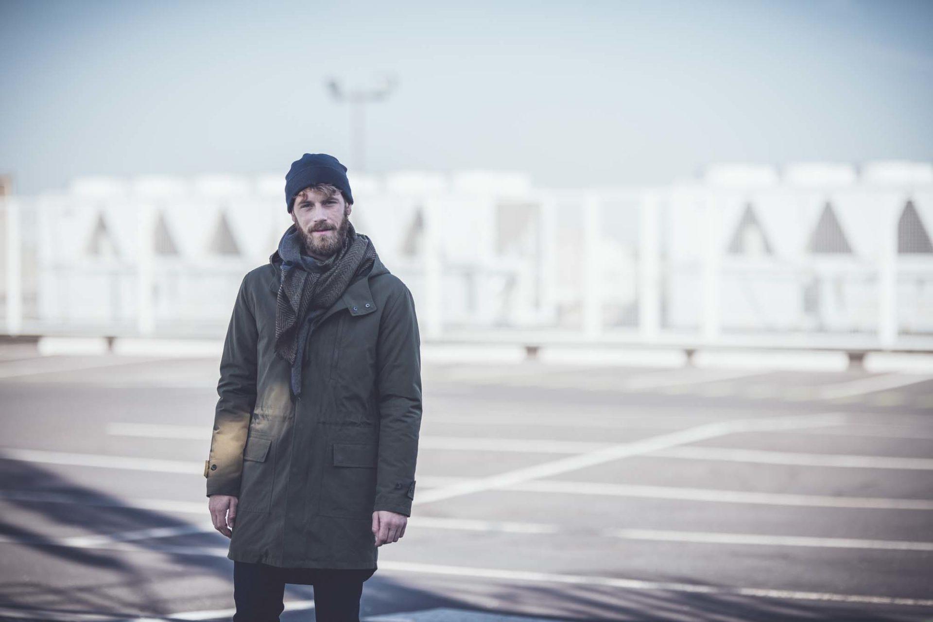 Campagne Jaqk photographié par Laurent Scavone