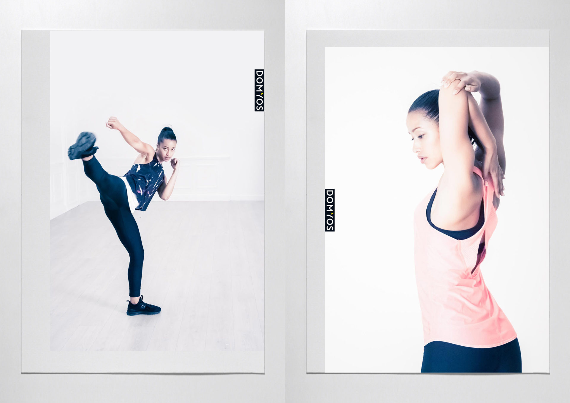 Domyos Switch Your Fit by Laurent Scavone
