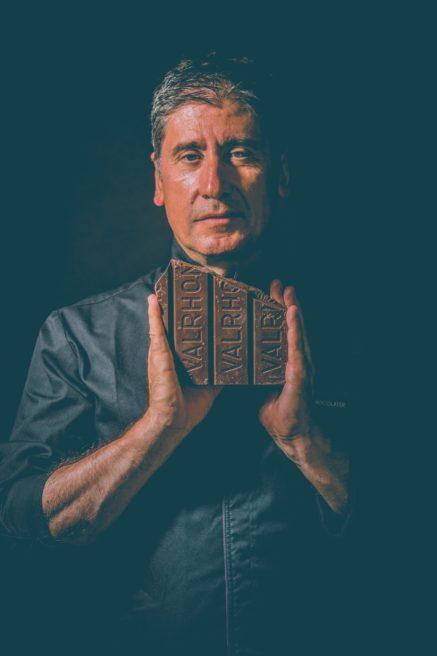 François Gimenez Meilleur Chocolatier de France