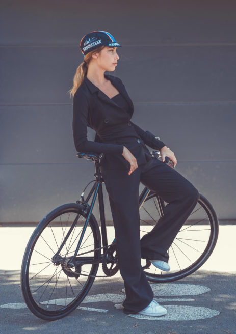 A Bicyclette Georgette !